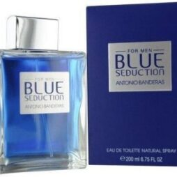 Seduction Blue Hombre Antonio Banderas EDT 200 ML