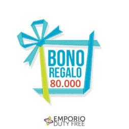 Bono de $80.000