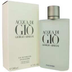 Acqua Di Gio Pour Homme Armani EDT 200 ML