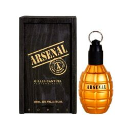 Arsenal Gold Gilles Cantuel EDT 100 ML