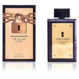 The Golden Secret for men Antonio Banderas EDT 200 ML