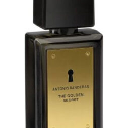 The Golden Secret for men Antonio Banderas EDT 100 ML