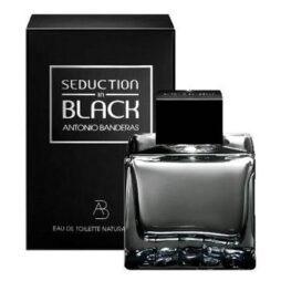 Seduction In Black Antonio Banderas EDT 100 ML