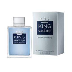 King Of Seduction Antonio Banderas EDT 200 ML