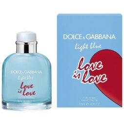Dolce & Gabbana Light Blue Love is Love Homme EDT 100 ML