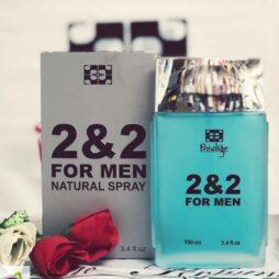 2 & 2 For Men inspirado 212 Men NYC EDT 100 ML