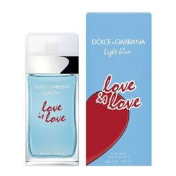 Dolce & Gabbana Ligth Blue Love is Love EDT 100 ML