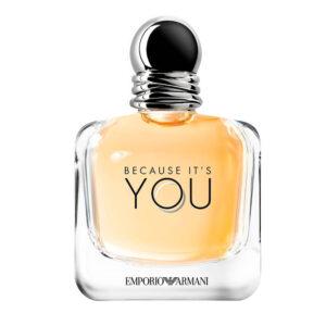 Perfume Because Its You  Armani Mujer 100ml B