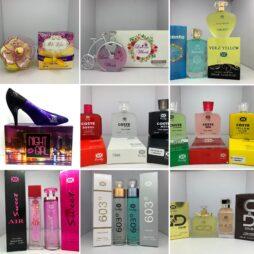 Ahorra 30% ¡2 perfumes para mujer inspirados x solo $60.000!