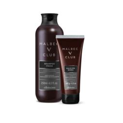Kit Malbec Duo Shampoo Fresh+Bálsamo Barba de oBoticário