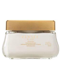 Crema Satinada Hidratante de Elyseé Blanc de oBoticario 250 g