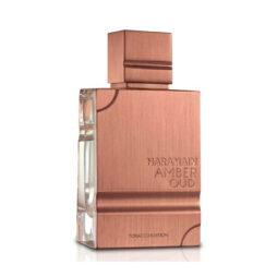 Perfume Al Haramain Oud Tobacco EDP 60 ML