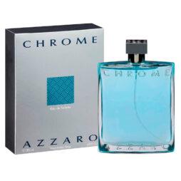 Perfume Chrome de Azzaro EDT 200 ML