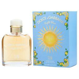 Perfume Dolce & Gabbana Light Blue Sun EDP 125 ML